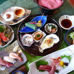 にれぎ裕鮨 - 料理写真:忘年会!新年会!を承っております。お肉や鍋も好評です!