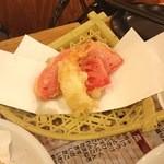 大阪満マル - 大阪満マルの紅生姜天ぷら(14.02)