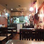 亀喜 - 店内は20席らしいが着席可能は15席
