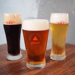 リズムバー - ドラフトビールは18:00~19:00のハッピーアワーがお得です!
