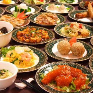 新宿で安く本格中華の食べ放題を楽しむならココへ!