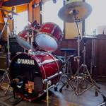 Sundance - ライブ用のドラム
