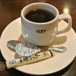 舶来亭 - 舶来亭・コーヒー(2013.11)