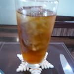 あんぷ~ - ウーロン茶 サービスありがとうございます