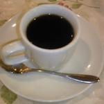 24785680 - 食後のデミタスコーヒー