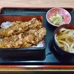 大盛庵 - 天丼 990円