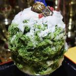 しもきた茶苑大山 - 抹茶クリスマス(2013.12)