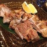 和 - 地鶏の塩焼き!