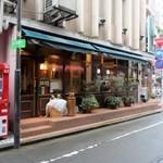 24789272 - 映画館の中洲大洋劇場の一階に併設されたカフェレストランです。