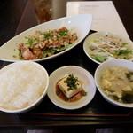 寶香軒 - 油淋鶏600円
