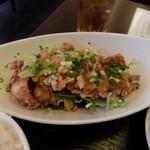 寶香軒 - 油淋鶏