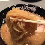 24793025 - 麺 イマイチ