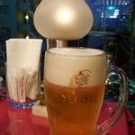 24793513 - ヱビス生ビールジョッキ
