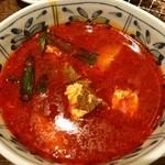 焼肉 一番星 - 2014.1月 ユッケジャンスープ辛口