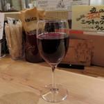 Amico - 樽生ワイン赤