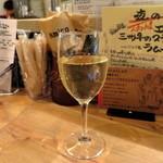 Amico - 樽生ワイン白