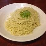 2代目哲麺 - 替え玉