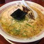 2代目哲麺 - 豚骨醤油