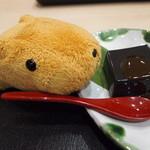 24799404 - 葛ごま豆腐(黒)