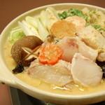 割烹 魚政 - 茨城県産の厳選食材を使った季節ならではのアンコウ鍋