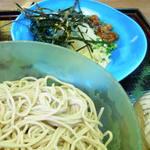 伊豆高原 藪蕎麦 - 料理写真:ぶっかけそば