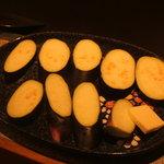 竹の子 - なすバター