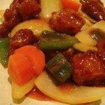 中国広東大衆酒家 蘭蘭 - 酢豚