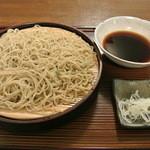 蕎友館 - 天せいろ(上)¥1850