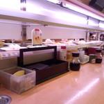 かっぱ寿司 - お寿司はいっぱい流れています①(2014.03.11)