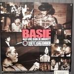 ジャズカフェ ベイシー - カレンダー