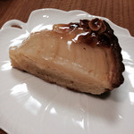 マホズテーブル - 洋梨のタルト