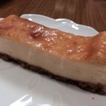 マホズテーブル - チーズケーキ