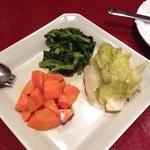 24808957 - 野菜惣菜盛り合わせ