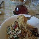 ベルドゥーラ - ピリ辛で刺激的なスパゲッティ