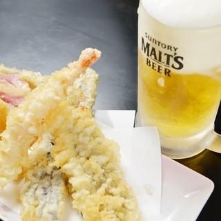焼酎¥350~!アルコール類も豊富です。