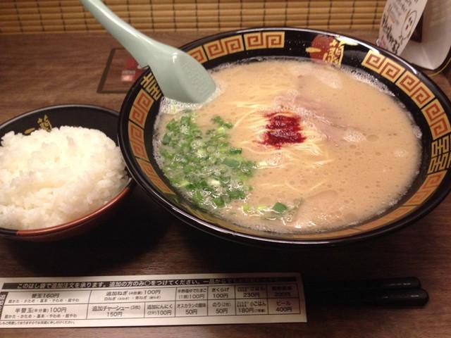 一蘭 渋谷スペイン坂店