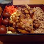 串粋 - 「鶏重」850円也。税込。