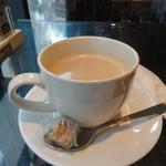 SUZU CAFE - SUZU特製チャイ