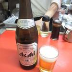 24816465 - 瓶ビールは中瓶