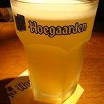 Bar 珠玉 - ヒューガルデンホワイト
