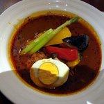 カフェレストラン きたら - スープカレー