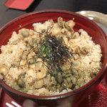 季節の風 蔵 - しじみ丼②