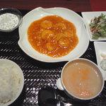 仙華 - Aランチ 950円