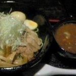 麺屋 熊野古道 - つけ麺全部乗せ