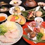 亀屋 - 料理写真:◆春の素材を堪能できる春会席♪