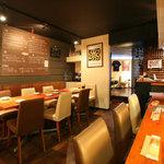 アカツキ - 季節のおススメ料理(黒板チェック)も充実!!落ち着いた空間でゆっくりとお食事もどうぞ!!