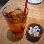 TOOTH TOOTH GARDEN RESTAURANT - ☆冷んやり紅茶をお願い致しましたぁ♪☆