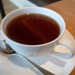 TOOTH TOOTH GARDEN RESTAURANT - ☆温かい紅茶と(^o^)丿☆