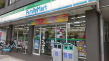 ファミリーマート 阿倍野王子町店