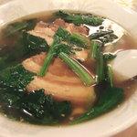 燕京 - 手打ち麺